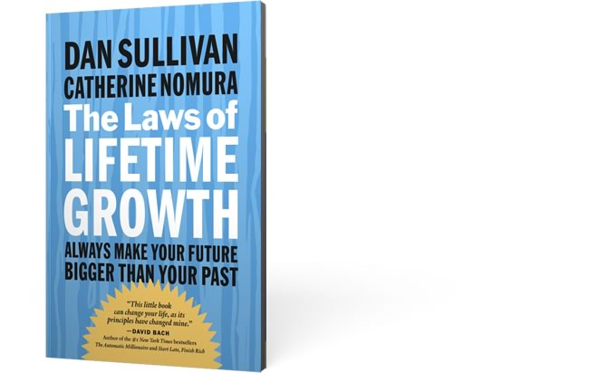 The Laws Of Lifetime Growth.