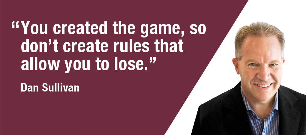 Quotable Coach: Your Game + Your Rules = Wins!