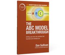 "Buy the book ""The ABC Model Breakthrough"" now."