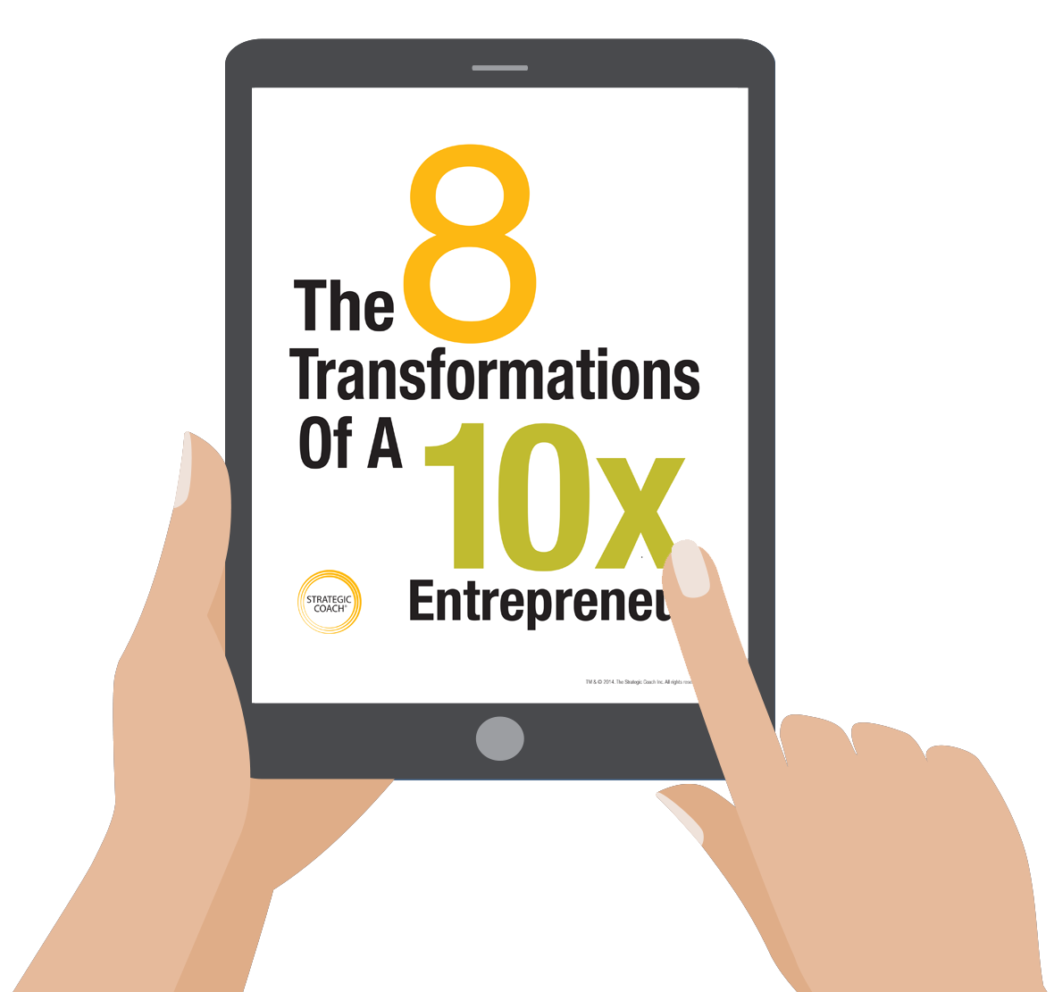 Download The 8 Transformations Of A 10x Entrepreneur.