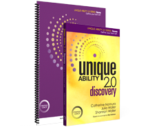 Order Unique Ability 2.0: Discovery at the Strategic Coach Knowledge Products Store.