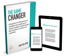 "Get The Free eBook ""The Game Changer"" now."