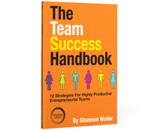 Order The Team Success Handbook at the Strategic Coach Knowledge Products Store.